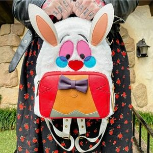 Loungefly rabbit backpack